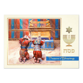 Old Testament Fine Art Passover Greeting Cards