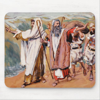 Old Testament painting by James Tissot Mousepads