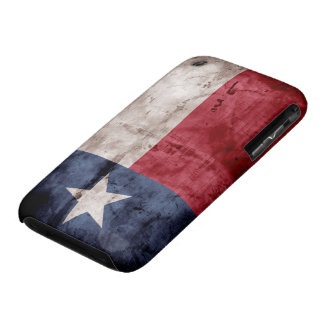 Old Texas Flag Case-Mate iPhone 3 Case