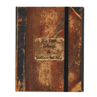 Old Text Book iPad Folio Cases