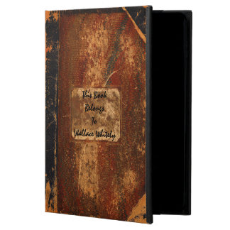 Old Text Book Powis iPad Air 2 Case
