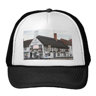 Old Thatch Tavern, Stratford, England, Britain Trucker Hat