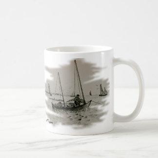 Old Time Boats-Two Seperate Pics Coffee Mug