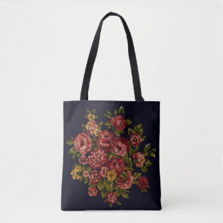 Old  Time Charm Tote Bag