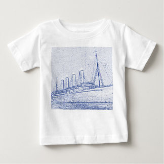 Old-Time Cruise Baby T-Shirt
