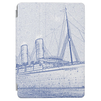 Old-Time Cruise iPad Air Cover