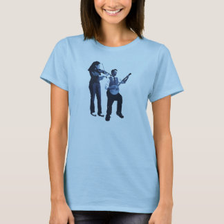 Old Time Fiddle & Banjo T-Shirt