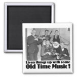 Old Time Music Magnet