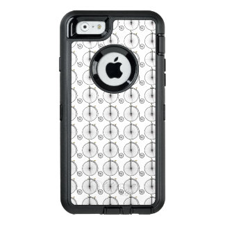 Old Time Penny Farthing bicycle OtterBox iPhone 6/6s Case