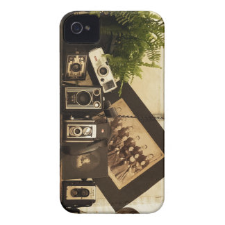 Old Time Photography iPhone 4 Case