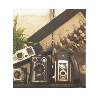 Old Time Photography Scratch Pads