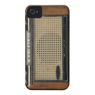 Old time radio 2 iPhone 4 case