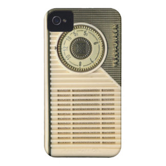 Old time radio 3 Case-Mate iPhone 4 cases