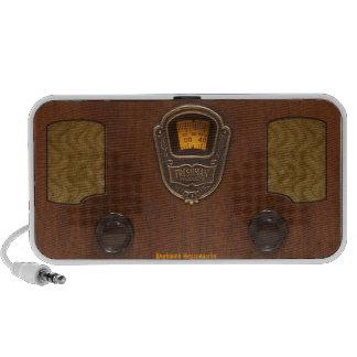 Old Time Radio Mini Speakers