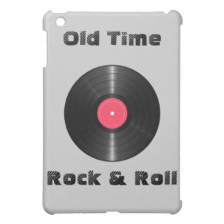 Old time rock and roll. iPad mini case