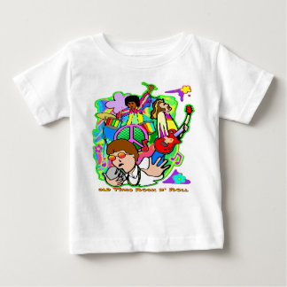 Old Time Rock N' Roll Baby T-Shirt