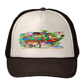 Old Time Rock N' Roll Hat