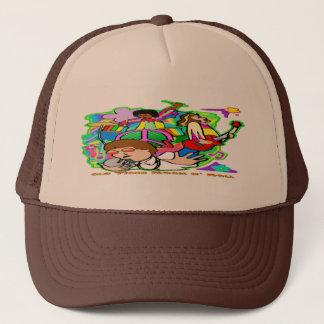 Old Time Rock N' Roll Trucker Hat
