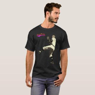 Old Time Vintage Baseball Pitcher T-Shirt