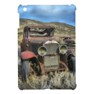 Old timer automobile iPad mini covers