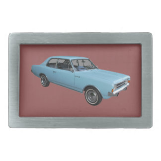 Old timer Opel Rekord Belt Buckle