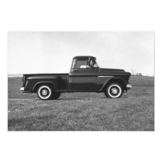 Old Timer Photo Print