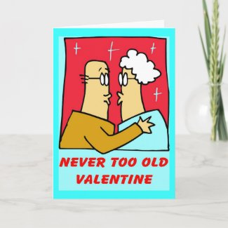 Old Timers Valentine Greeting Cards