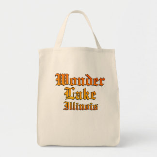 Old Times Grocery Boat Tote