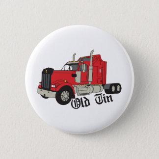 Old Tin Button