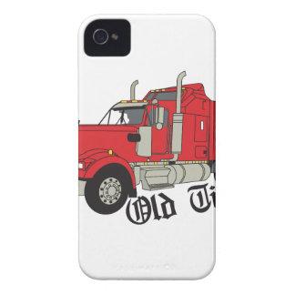 Old Tin iPhone 4 Case