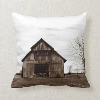Old Tobacco Barn Pillows