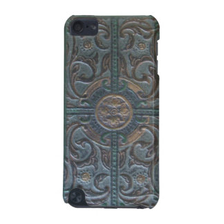 Old Tooled Leather Relic iPod Touch 5G Cover