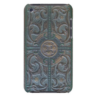Old Tooled Leather Relic iPod Touch Cases