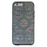 Old Tooled Leather Relic iPhone 6 Case