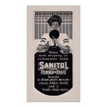 Old Tooth Paste Poster