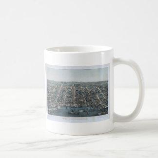 Old Town Alexandria Classic White Coffee Mug