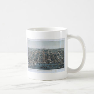 Old Town Alexandria Coffee Mug
