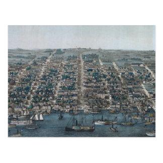 Old Town Alexandria Postcard