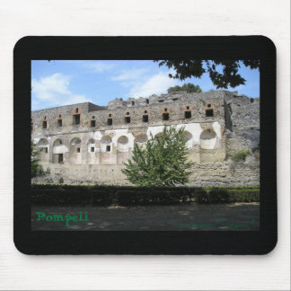 'Old Town' block - Yes, in ancient Pompeii Mouse Pad