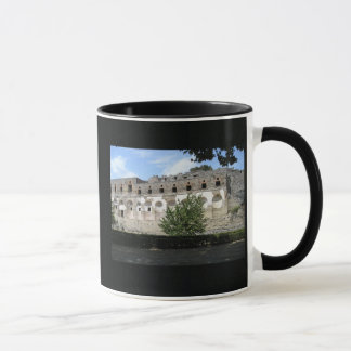 'Old Town' block - Yes, in ancient Pompeii Mug