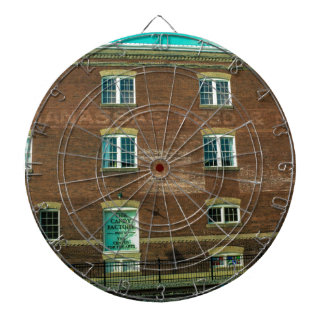 Old Town Building Dart Board