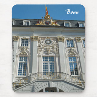 Old Town Hall in Bonn Mouse Pad