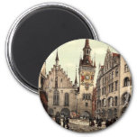 Old Town Hall, Munich, Bavaria, Germany magnificen Magnet