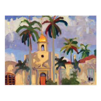 Old Town Hall postcard