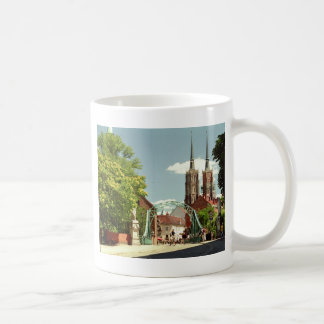 Old Town in Wroclaw Mug