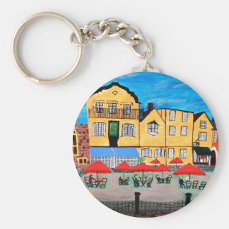 Old Town Keychain