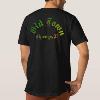 Old Town Men's American Apparel Organic T-Shirt