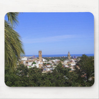 Old Town Oliva. Mouse Pad