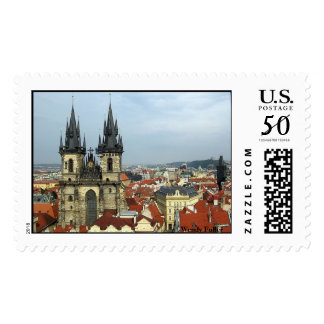 Old Town Prague Postage