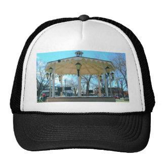 Old Town Square Gazebo Trucker Hat
